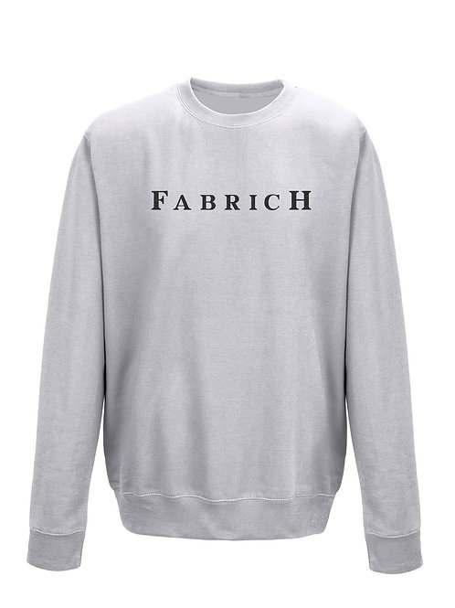 Fabrich Kids Grey Sweat