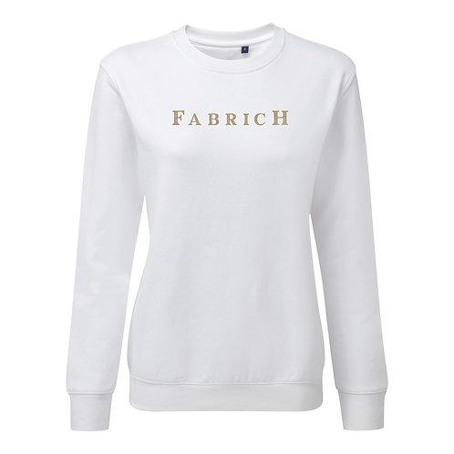 Fabrich White/Gold Sweat
