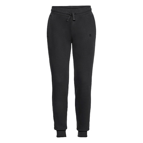 Fabrich Black Tonal 'Shield' Sweatpants