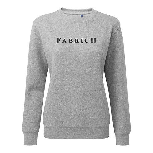 Fabrich Grey/Black Sweat