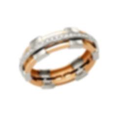 Мужские кольца, обручалки, из золота с бриллиантом, с фианитом, легкие