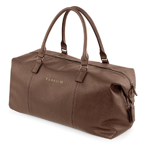 Fabrich Weekender Bag - Brown