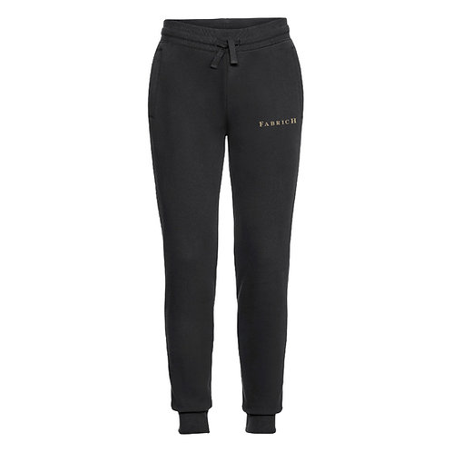 Fabrich Black/Gold Sweatpants