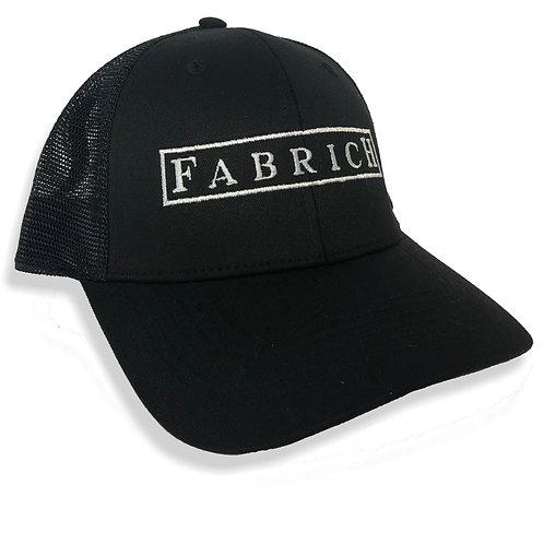 Fabrich Trucker Cap - Black