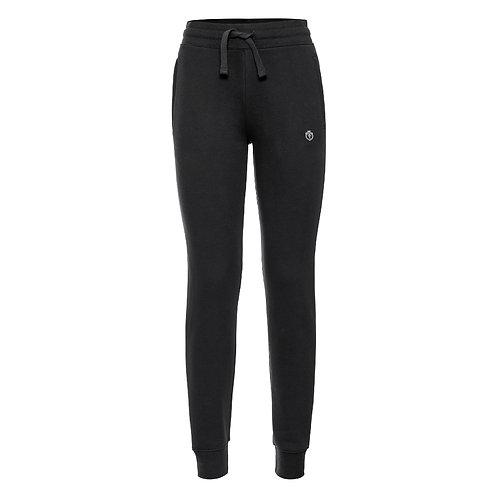 Fabrich Black 'Shield' Sweatpants