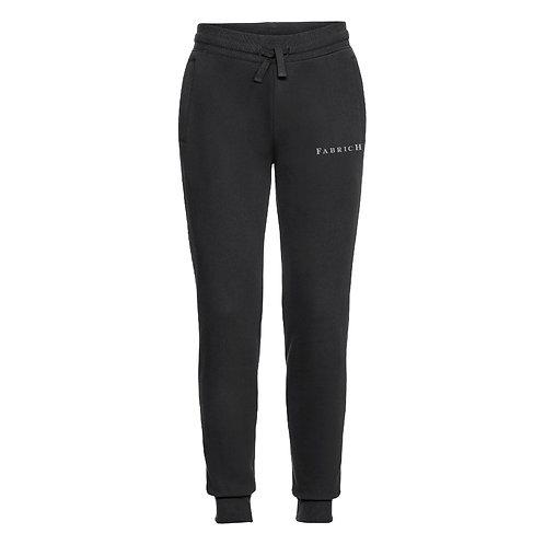 Fabrich Black Sweatpants