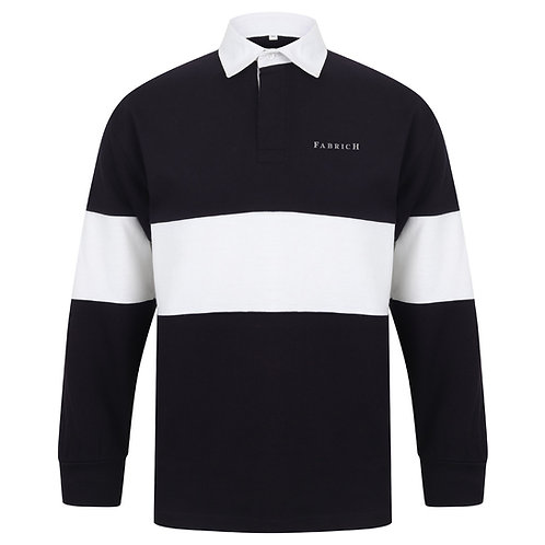 Fabrich Retro Fit Rugby Polo