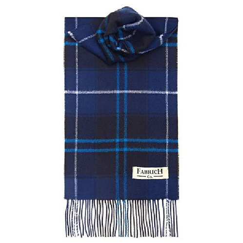 Fabrich Lambswool Scarf - Patriot Modern