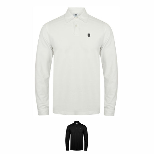 Long Sleeved Poloshirt