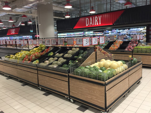 Grocery Stores (SG)