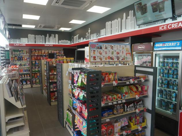 Petrol Station C-Store (SG)