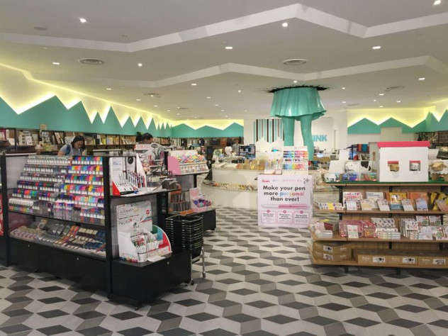 Japanese-Style Stationery Store (SG)