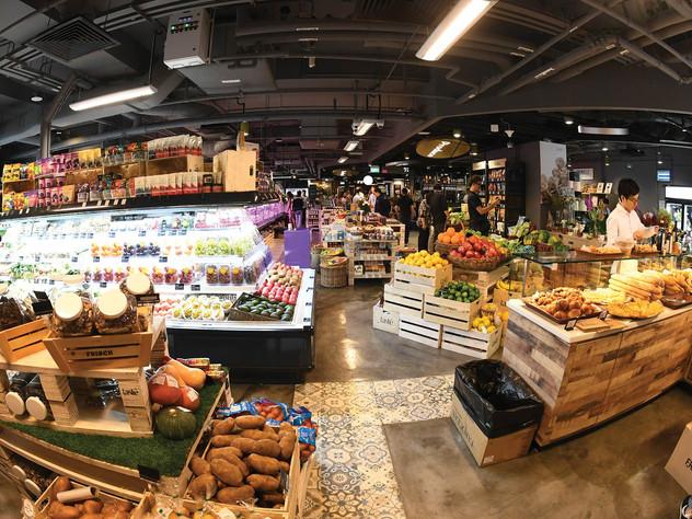 Gourmet Store (SG)