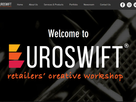 Introducing Our New Euroswift Website!
