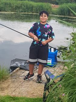 Family fish day 2021