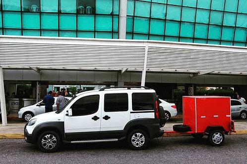 TRASLADO AEROPORTO JOÃO PESSOA ATE 6 PASSAGEIROS