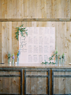 Spruce Mountain Ranch Calligraphy