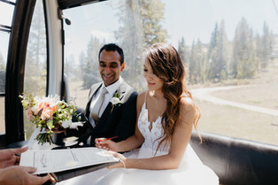 REAL WEDDING | Shirley + Robby | Park Hyatt Beaver Creek