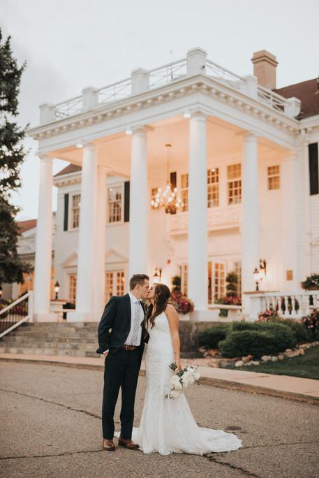 Colorado Manor House Wedding Planner
