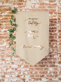 Wedding Day Signage