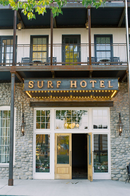 Surf Hotel Wedding Planners