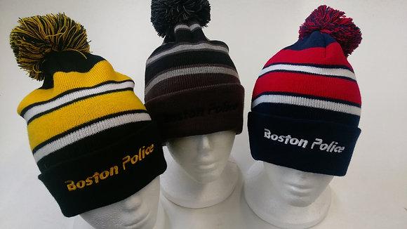 BPD Pom Pom Hats