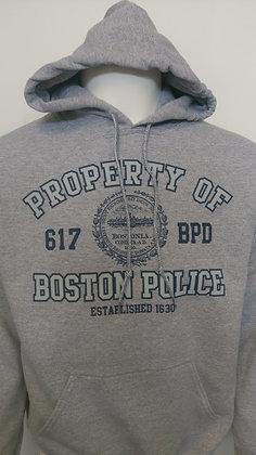 BPD Hoodie Property of