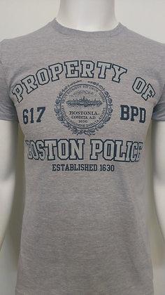 Property of Boston Police