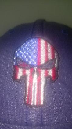 USA Punisher Trucker Hat