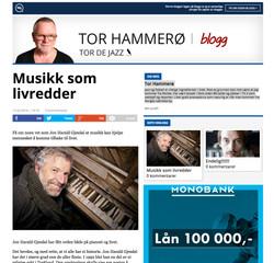 Tor Hammerø (National TV2/Blog/Netta