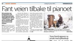 Tønsberg Blad, Regional Newspaper