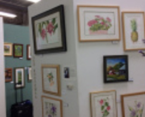 Suzanne Kuuskmae's New Studio at Destination: Art