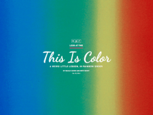 NPR: This Is Color