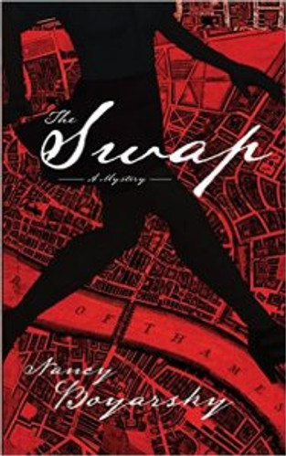 """Cover of """"The Swap,"""" by Nancy Boyarsky, sold on Amazon.com"""