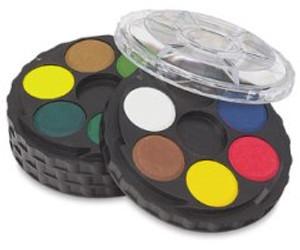 Koh-I-Noor Watercolor Wheel