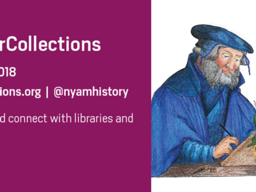 It's #ColorOurCollections Week!