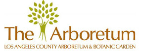 Logo for the Los Angeles County Arboretum & Botanic Gardens.