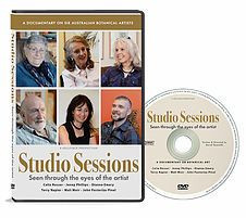 Studio Sessions: Seen through the eyes of the artist. Written and directed by David Reynolds. © 2016, all rights reserved.