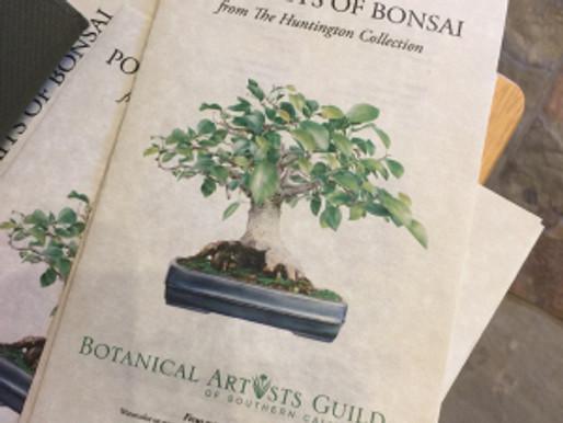 BAGSC at The Huntington's Bonsai-a-Thon