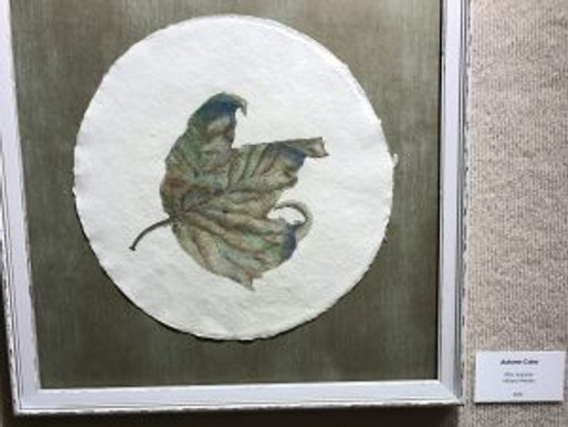 Rita Hopper in Tustin Art League Member Exhibition