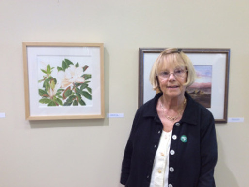 South Bay Watercolor Society (SBWS) 2016 Annual Juried Show