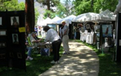 BAGSC Artists in Sierra Madre's 57th Annual Art in the Park