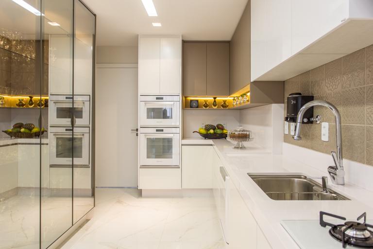 Interiores - Apartamento Park Line