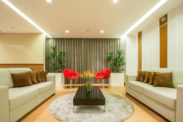 Área comum residencial