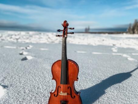 Violin Lessons Online l Viulutunnit verkossa