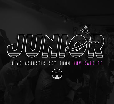 Junior Live & Acoustic from HMV Cardiff