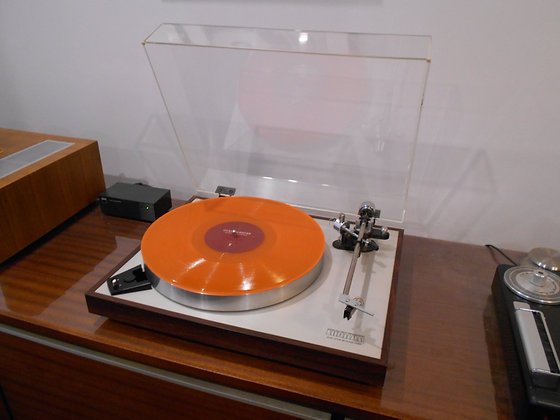 Luxman PD-264 Direct Drive turntable
