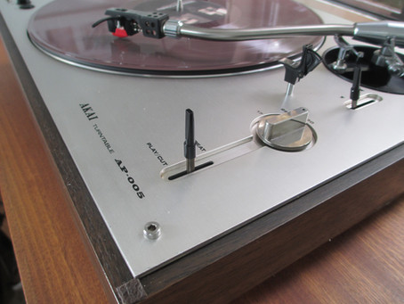 How much should I pay for a vintage turntable?