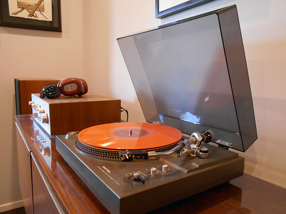 Rotel RP-5300 Direct Drive turntable