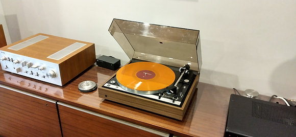 Dual 701 Direct drive turntable